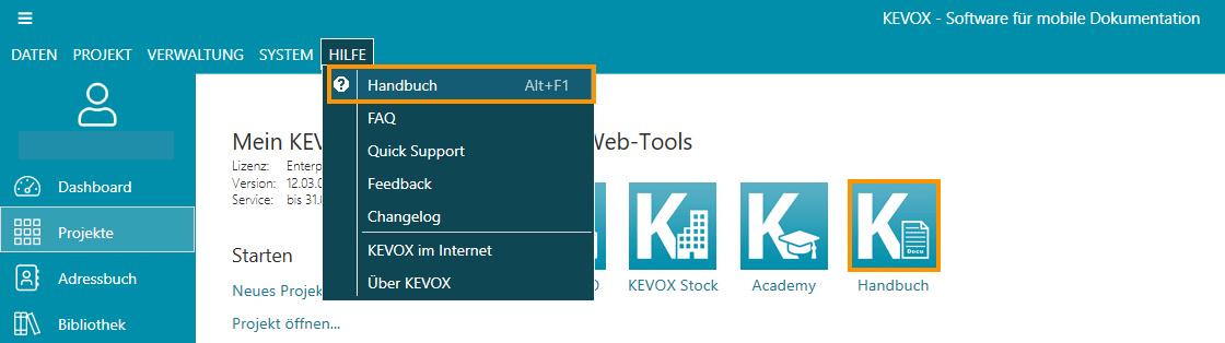 handbuch funktionshandbuch pdf datei download kevox management
