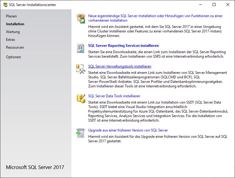 SQL Server-Verwaltungstools-installieren-kevox-management