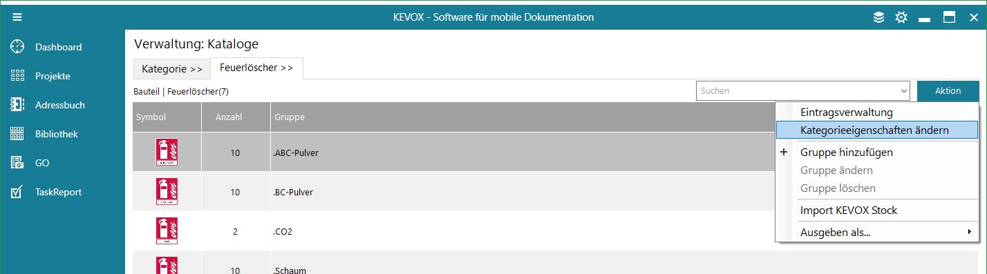 kategorie-ändern-eigenschaften-anpassen-übergeordnet-intervalle-inventarnummern-kevox-management